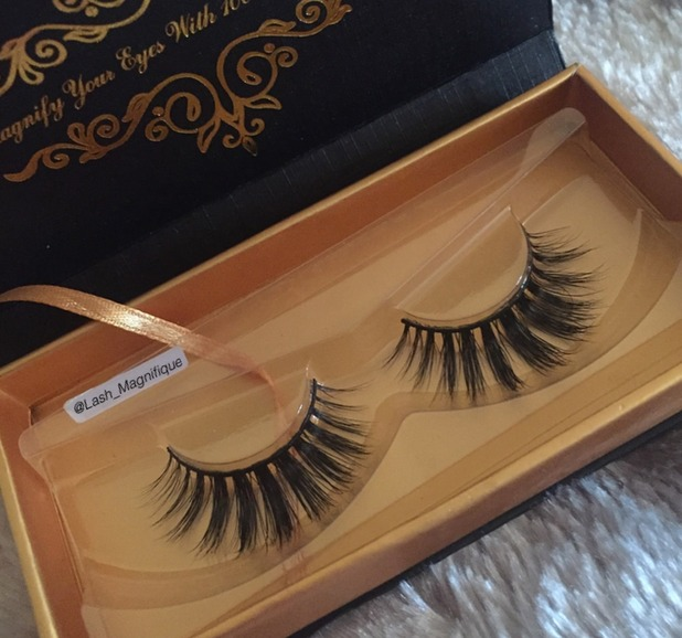 Lash Magnifique Strip Lashes in Naomi