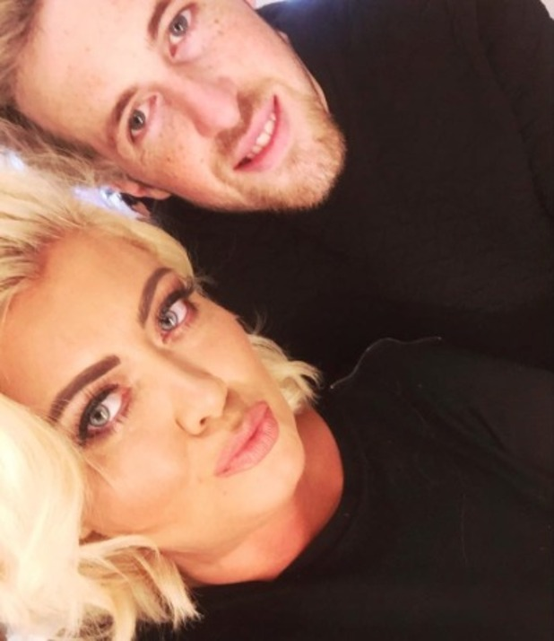 Gemma Collins turns to Chloe's Beauty Bar to help tone down her too-dark tan, after sunning herself for a month, 22 October 2016
