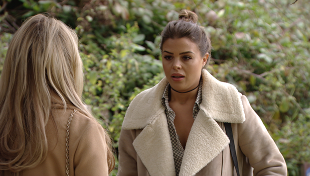 TOWIE Series 19, Episode 4: Chloe Lewis and Kate Wright have tense meeting 19 October 2016