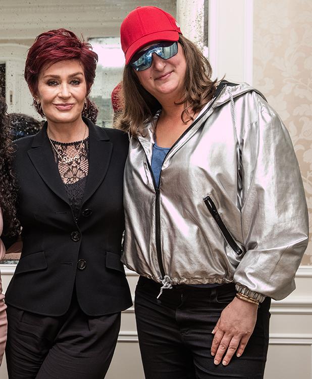 Sharon Osbourne and Honey G on X Factor 2016