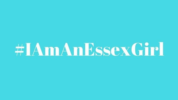 I am an Essex girl petition logo - 26 October 2016