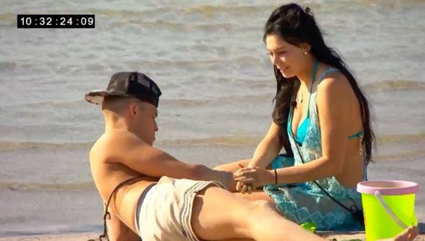 Geordie Shore: Chloe Ferry and Marty McKenna, Series 13 25 October