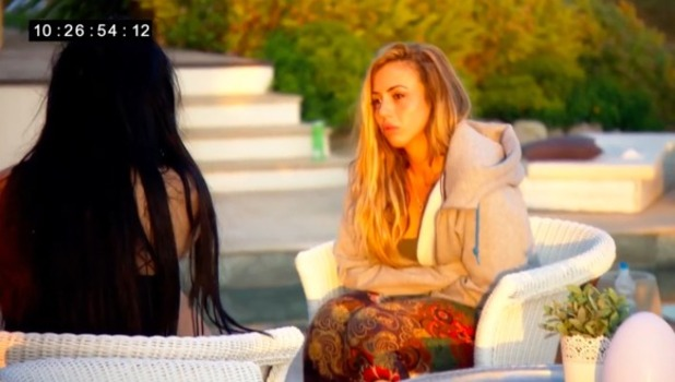 Geordie Shore: Holly Hagan breaks down over rumour about Chloe Ferry and Kyle Christie, Geordie Shore, Series 13 24 October