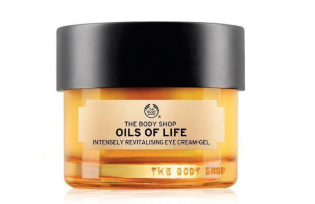 The Body Shop Oils of Life Eye Cream Gel £20 25 October 2016