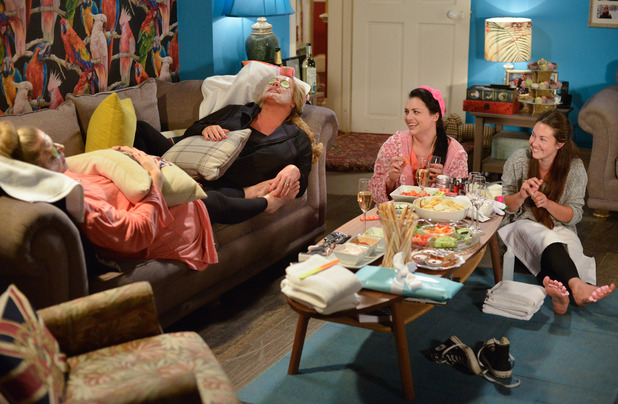 EastEnders, Whitney's hen do, Fri 28 Oct
