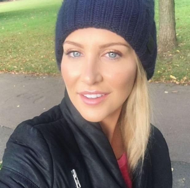 Stephanie Pratt selfie, Instagram 25 October