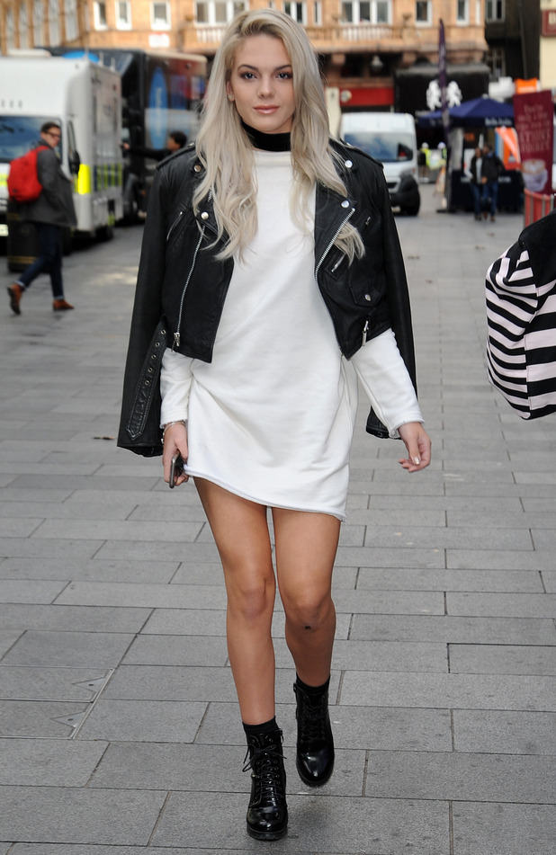 Louisa Johnson, Global House, London 20 October
