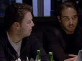 TOWIE: Lockie, Dan, Diags and Tommy talk about Pete and Megan's relationship 26 October 2016
