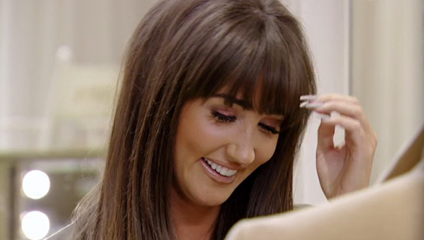 TOWIE: Pete apologises again to Megan and says he wants to take her away 23 October 2016