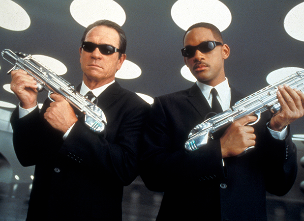 Men In Black II (Mib2) (Men In Black 2), Tommy Lee Jones, Will Smith