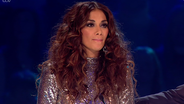 Nicole Scherzinger on X Factor after Divas and Legends Week 23 October 2016