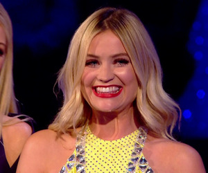 Laura Whitmore, Strictly Come Dancing October 2016