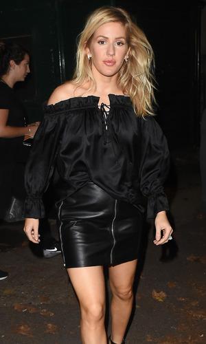 Ellie Goulding in London 22 September