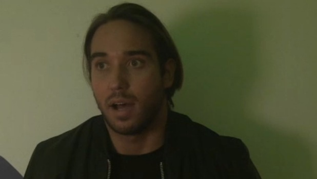 James Lock, TOWIE 30 October