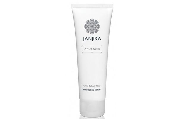 Janjira Marine Radiant White Exfoliating Scrub £26 2 November 2016