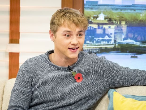 Ben Hardy, Good Morning Britain, ITV 4 November