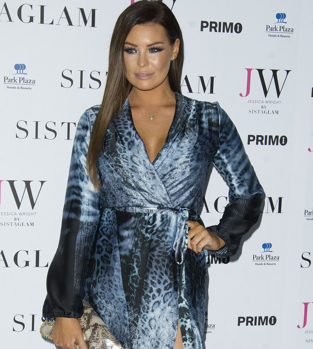 Jess Wright attends Sistaglam Launch Party, London 26 October