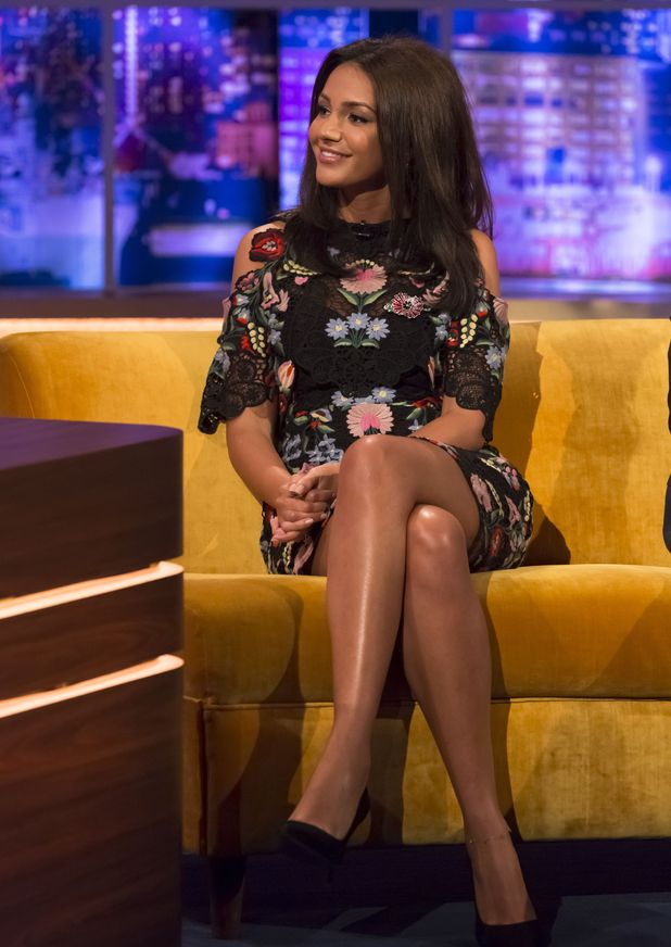 Michelle Keegan on The Jonathan Ross Show 5 November