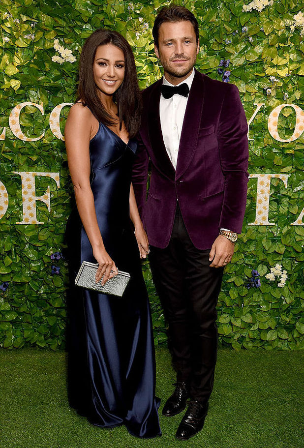Mark Wright and Michelle Keegan, Pride of Britain Awards 31 October