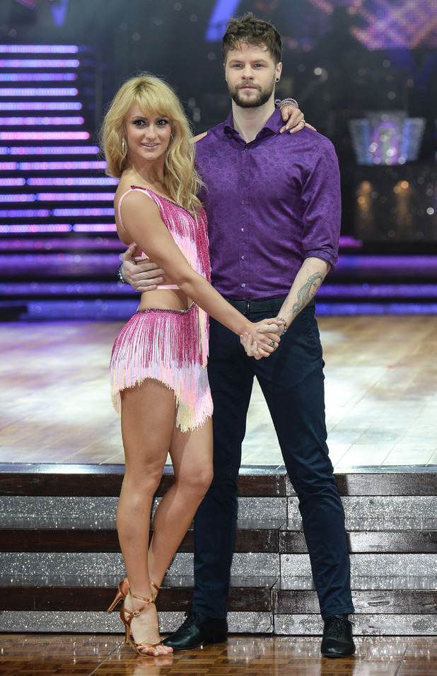 Aliona Vilani and Jay McGuiness, Strictly Come Dancing tour January 2016