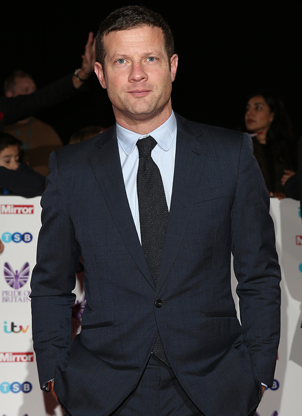 Dermot O'Leary, The Pride of Britain Awards 2016
