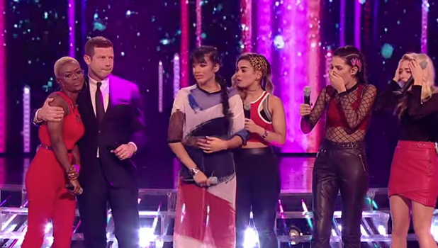 X Factor: Gifty is the fourth act eliminated; Simon Cowell apologises for song choice 30 October 2016