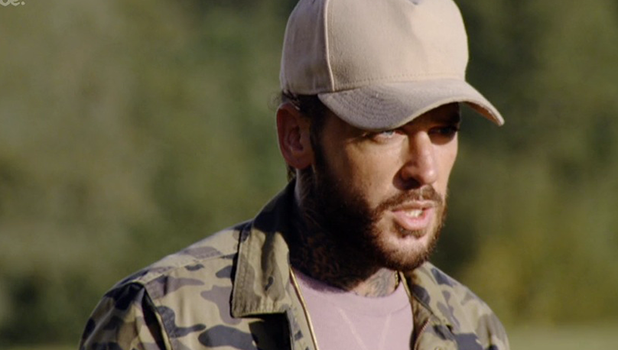 TOWIE: Pete and Lockie admit tension between them before clearing the air 2 November 2016
