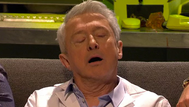 Louis Walsh surprised by six former X Factor contestants on Celebrity Juice 2016