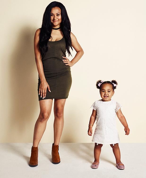 Teen Mom UK: Naomi and Kyanna