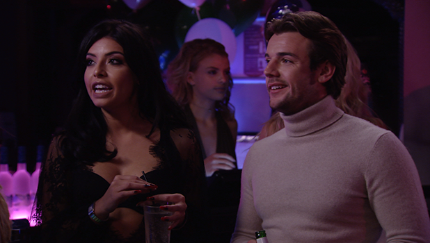 TOWIE: Cara de la Hoyde and Nathan Massey return 2 October 2016