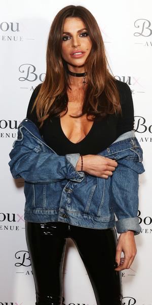 Missé Beqiri, Boux Avenue launch, London 9 November