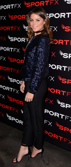 TOWIE's Chloe Lewis at the SPORTFX cosmetic and sports launch party, London, UK - 10 Nov 2016
