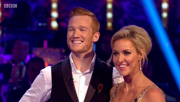 Greg Rutherford and Natalie Lowe, Strictly Come Dancing