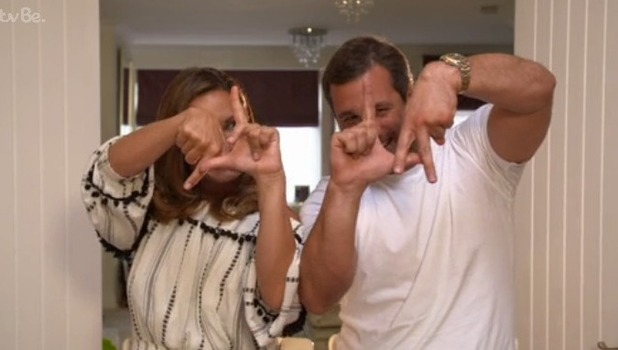 Sam Faiers and Paul Knightley want to move to LA, Mummy Diaries 9 November