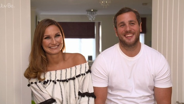Sam Faiers and Paul Knightley, The Mummy Diaries 9 November