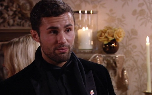 TOWIE finale: Ben Shenel and Chloe Lewis 2016