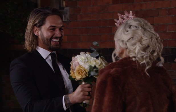 TOWIE: Mario Falcone and Frankie Essex make cameo appearances for Chloe Sims' 35th birthday 9 November 2016