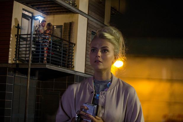 Corrie, Bethany sees Gary kissing Sarah, Thu 10 Nov