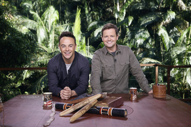 I'm A Celebrity...Get Me Out Of Here!, Ant and Dec, 2016
