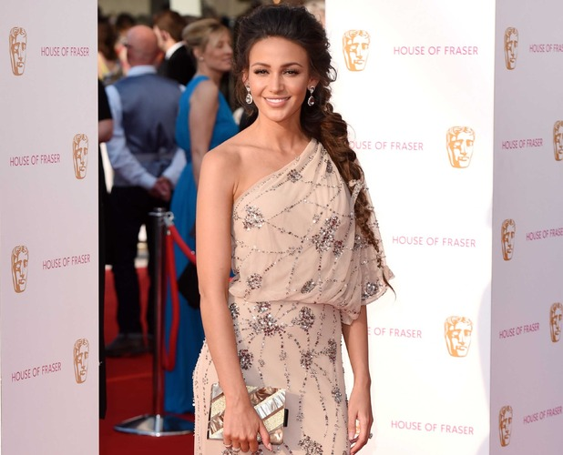 Michelle Keegan 8th Nov 2016