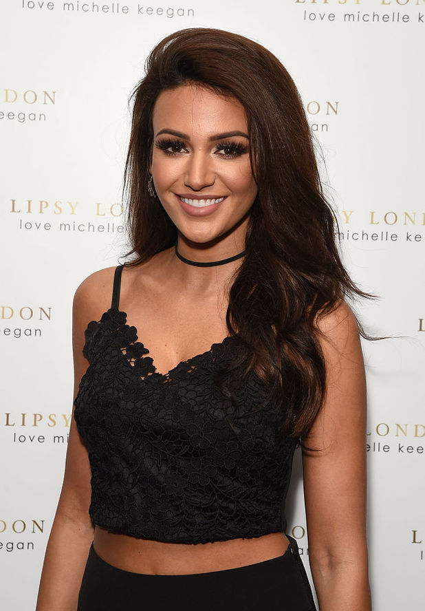 Michelle Keegan at launch of Lipsy London collection 28 September