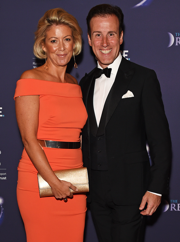 Hannah Summers (L) and Anton du Beke attend The Dream Ball in aid of The Prince's Trust and Big Change at Lancaster House on July 7, 2016 in London, United Kingdom. (Photo by David M. Benett/Dave Benett/Getty Images for Annesley Abercorn - The Dream Ball)