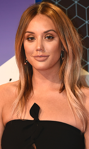 Charlotte-Letitia Crosby on the red carpet at the MTV Europe Music Awards (EMA) on November 6, 2016 at the Ahoy Rotterdam in Rotterdam. / AFP / JOHN THYS (Photo credit should read JOHN THYS/AFP/Getty Images)