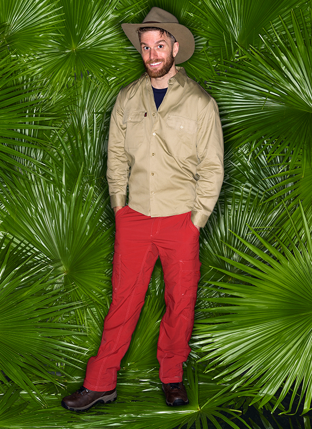 I'm A Celebrity... Get Me Out Of Here 2016: ITV confirms official lineup Joel Dommett