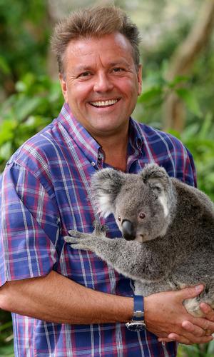 I'm A Celebrity new arrival: Martin Roberts 15 November