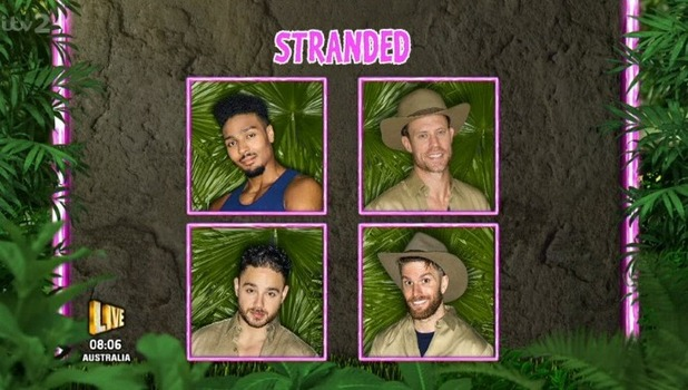 I'm A Celebrity: Extra Camp reveal celebrities doing Stranded trial 15 November