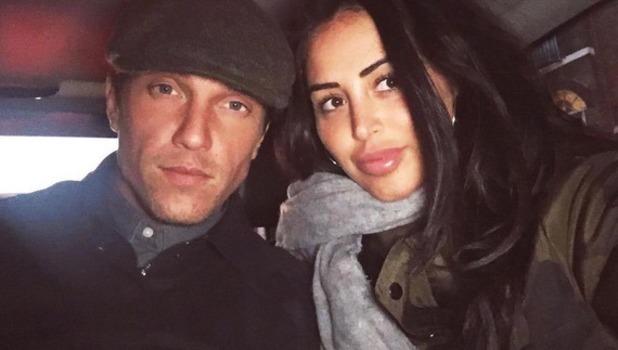 Marnie Simpson and Lewis Bloor, Instagram 15 November