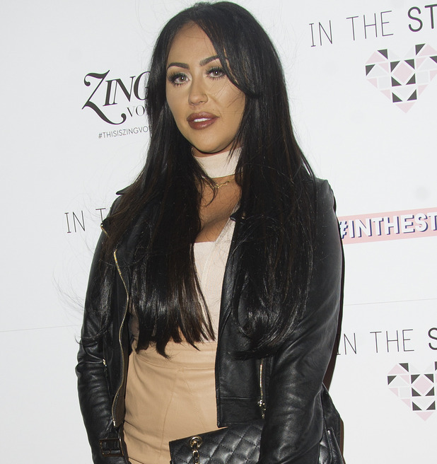 Sophie Kasaei, In The Style A/W launch 7 October
