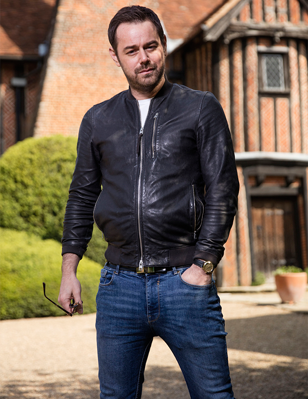 Who Do You Think You Are? Danny Dyer 24/11/2016