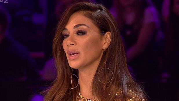 X Factor: Nicole Scherzinger talks on Xtra Factor 13 November 2016